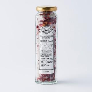 サボン(SABON)のBALLON バロン アロマバスソルト バスソルト ローズ 岩塩(入浴剤/バスソルト)
