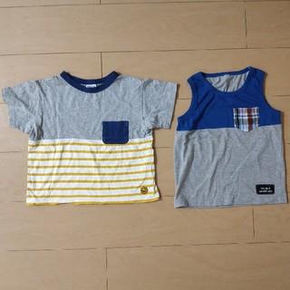 ブリーズ(BREEZE)のBREEZE120cmTシャツ&タンクトップ❤(Tシャツ/カットソー)