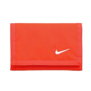 ナイキ(NIKE)のナイキ NIKE 財布 メンズ レディース 三つ折り財布 赤(折り財布)