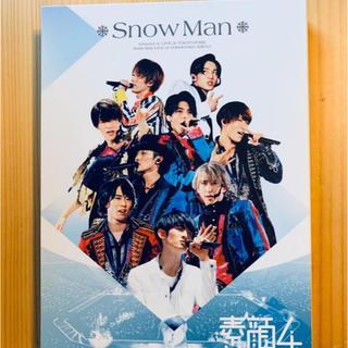 Johnny's - 素顔4 SnowMan盤 DISC1のみ(ケースなし)
