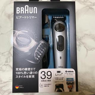 BRAUN - 新品未開封❣️BRAUN ブラウン シェーバー ビアードトリマー BT5065