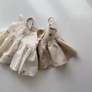 petit main - 刺繍キャミソール