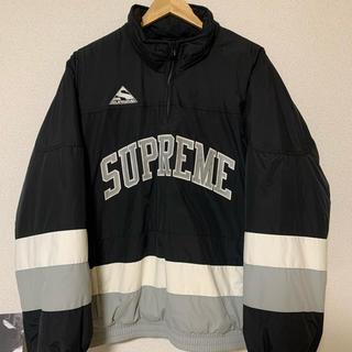 シュプリーム(Supreme)のsupreme puffy jacket Mサイズ(ダウンジャケット)