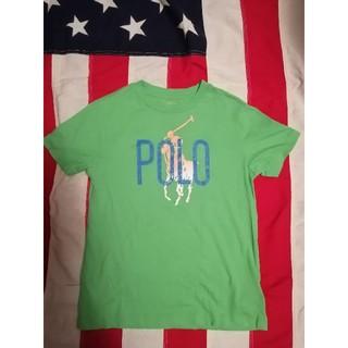 ポロラルフローレン(POLO RALPH LAUREN)のポロラルフローレン・Tシャツ グリーン(Tシャツ/カットソー)