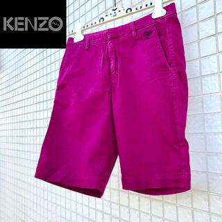 ケンゾー(KENZO)のKENZO ケンゾー メンズ ショートパンツ  パープル 44 / 36(ショートパンツ)