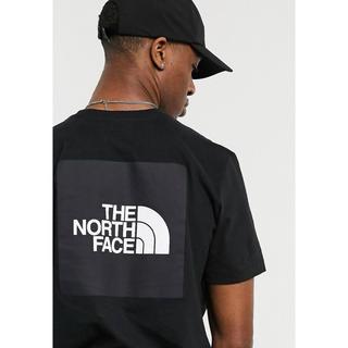 THE NORTH FACE - 【Mサイズ】THE NORTH FACE レッドボックス Tシャツ ブラック