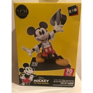 ディズニー(Disney)のミッキーマウス スーパープレミアムフィギュア 未開封(アニメ/ゲーム)
