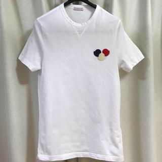 モンクレール(MONCLER)の国内正規品 モンクレール Tシャツ(Tシャツ(半袖/袖なし))