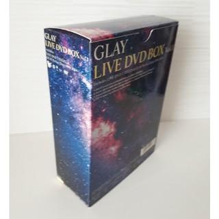 ★希少 GLAY LIVE DVD BOX vol1 【DVD7枚セット】