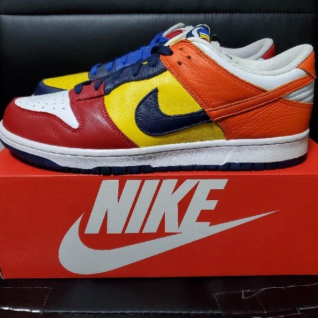 NIKE(ナイキ)のNike dunk low what thd dunk co.jp 30cm メンズの靴/シューズ(スニーカー)の商品写真