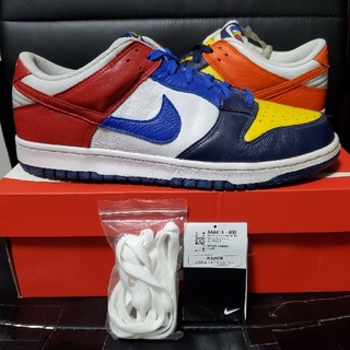 NIKE - Nike dunk low what thd dunk co.jp 30cm