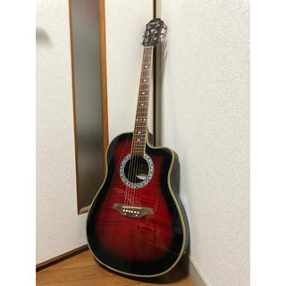 調整済み!ARIA(アリア)AMB-35 RS エレアコ(アコースティックギター)