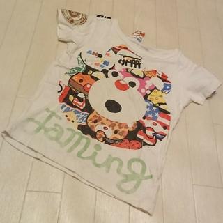 ジャム(JAM)のJAMジャム★Tシャツ★BABYDOLL/LOVEREVOLUTION(Tシャツ/カットソー)