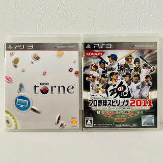 プレイステーション3(PlayStation3)のPS3 ソフト torne トルネ ・プロ野球スピリッツ 2011(家庭用ゲームソフト)