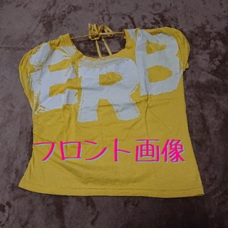 エルロデオ(EL RODEO)のエルロデオ ホルターネックTシャツ★お値段ご相談下さい★(Tシャツ(半袖/袖なし))