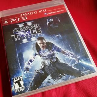 プレイステーション3(PlayStation3)のPS3 輸入盤 スターウォーズ フォース アンリーシュド 2(家庭用ゲームソフト)