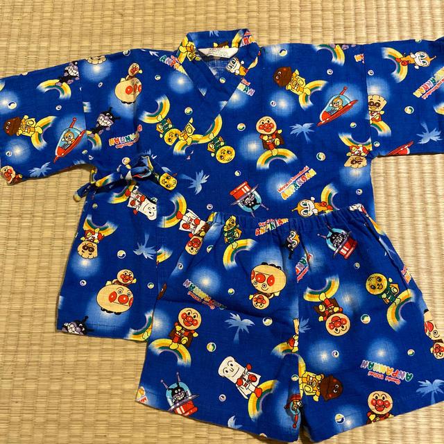 アンパンマン(アンパンマン)のらい様専用 キッズ/ベビー/マタニティのキッズ服男の子用(90cm~)(甚平/浴衣)の商品写真