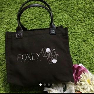 FOXEY - 新品フォクシー 定番トートバッグ