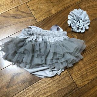 ベビー ブルマパンツと ヘッドドレス(その他)