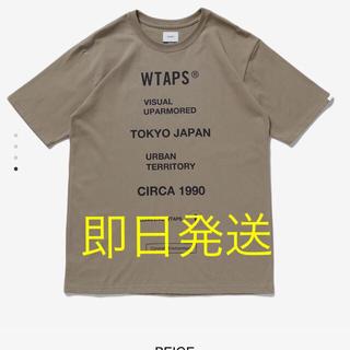 W)taps - WTAPS  20SS SPOT CIRCA M ベージュ