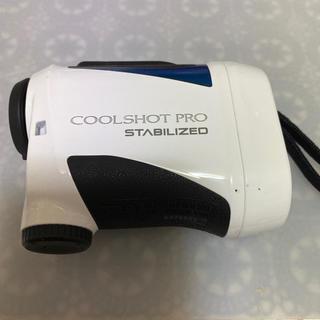 ニコン(Nikon)のNikon COOLSHOT stabilized  本体のみ(ゴルフ)