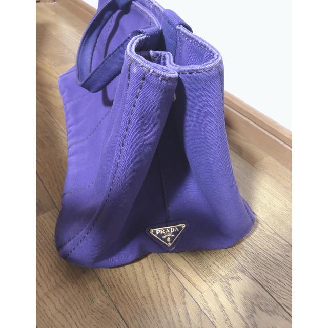 PRADA(プラダ)のプラダ カナパ レディースのバッグ(トートバッグ)の商品写真