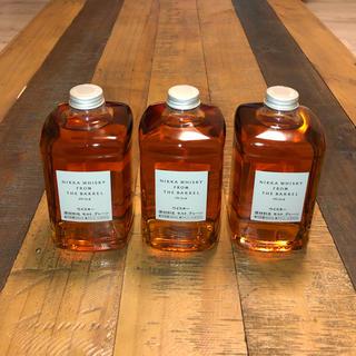 ニッカウイスキー(ニッカウヰスキー)のニッカ ウヰスキー 《 フロムザバレル 》  500ml  3本セット(ウイスキー)
