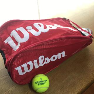ウィルソン(wilson)の新品未使用 Wilson(ウイルソン)  シューズバッグ (その他)