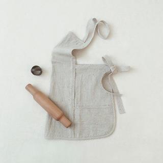 Caramel baby&child  - 新品 soor  ploom 公式限定エプロン feedsnak