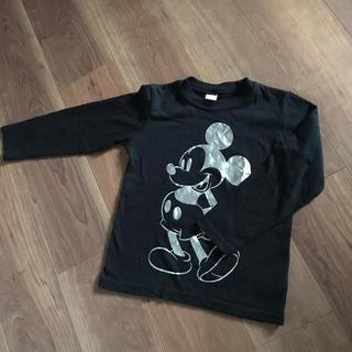 ディズニー(Disney)のミッキー  カットソー120cm(Tシャツ/カットソー)