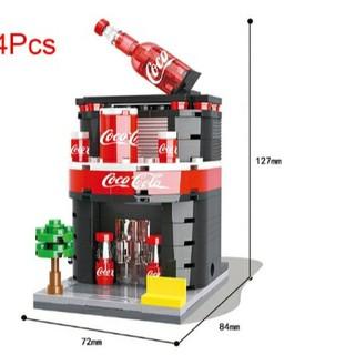 レゴ  互換品 コカコーラ SHOP