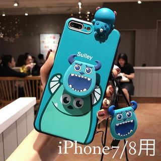ディズニー(Disney)の【iPhone7/iPhone8/iPhoneSE2】サリー  (iPhoneケース)