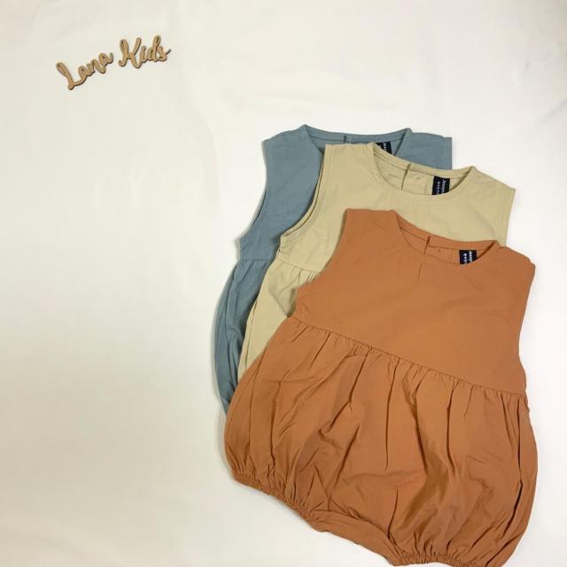 Ralph Lauren(ラルフローレン)のSALE価格 ノースリーブロンパース キッズ/ベビー/マタニティのベビー服(~85cm)(ロンパース)の商品写真