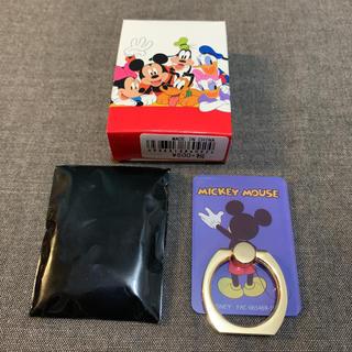 ディズニー(Disney)の【未使用】スマートフォンリング ミッキー ディズニーストア(その他)