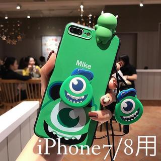 ディズニー(Disney)の【iPhone7/iPhone8/iPhoneSE2】マイク(iPhoneケース)