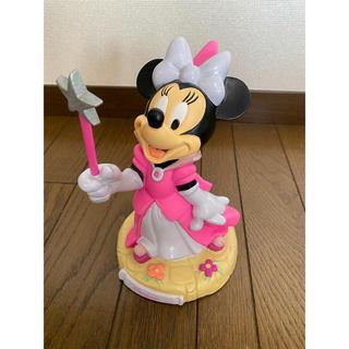 ディズニー(Disney)のディズニー フィギュア ミニー プリンセス 香港ディズニーランド 置物 TDR(キャラクターグッズ)