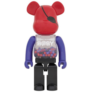MEDICOM TOY - MY FIRST BE@RBRICK B@BY SECRET 400%