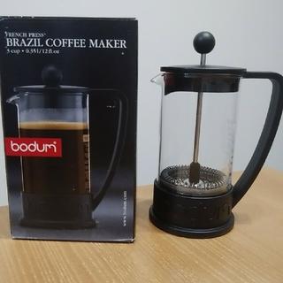 ボダム(bodum)のフレンチプレス bodum(コーヒーメーカー)