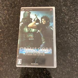 プレイステーションポータブル(PlayStation Portable)のクライシス コアPSPソフト(携帯用ゲームソフト)