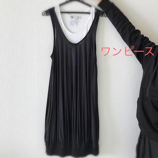 ワイスリー(Y-3)のY-3   ワイスリー 夏用ドレス  ワンピース(ひざ丈ワンピース)
