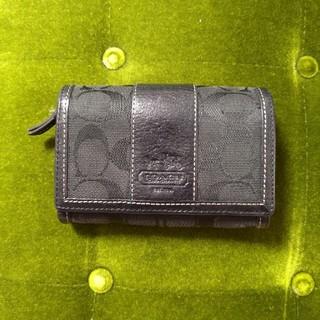 コーチ(COACH)の二つ折り財布(財布)