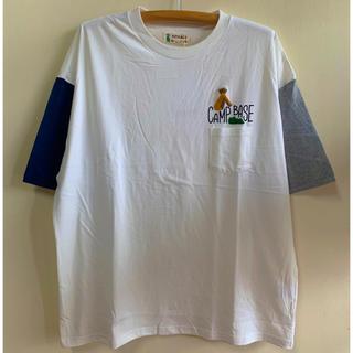 titicaca - 新品 TITICACA キャンプベース Tシャツ チチカカ ml