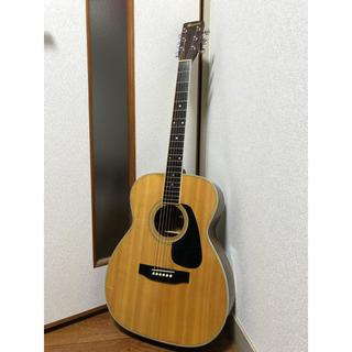 調整済み!日本製 MORRIS(モーリス)MF-201 ハードケース付 アコギ(アコースティックギター)