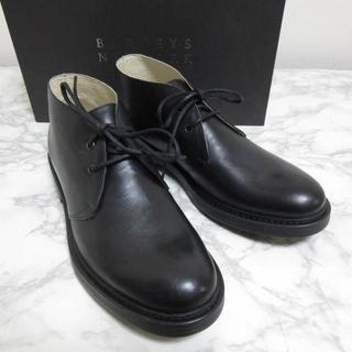 BARNEYS NEW YORK - 新品半額 バーニーズニューヨーク チャッカブーツ レザーシューズ 革靴 28cm