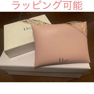 ディオール(Dior)の最新 DIOR ディオール カードケース ポーチ カードホルダー ノベルティ(名刺入れ/定期入れ)