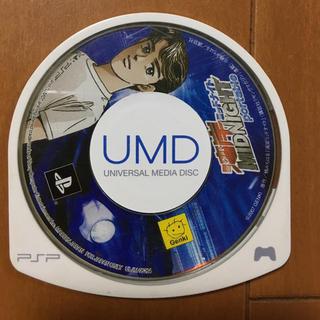 プレイステーションポータブル(PlayStation Portable)の湾岸ミッドナイト ポータブル PSP(携帯用ゲームソフト)