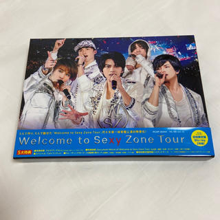 Sexy Zone - Welcome to Sexy Zone Blu-ray初回盤