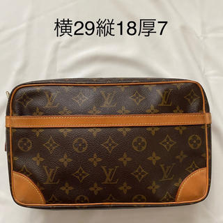 LOUIS VUITTON - LOUIS VUITTON ルイヴィトン コンピエーニュ  モノグラム セカンド