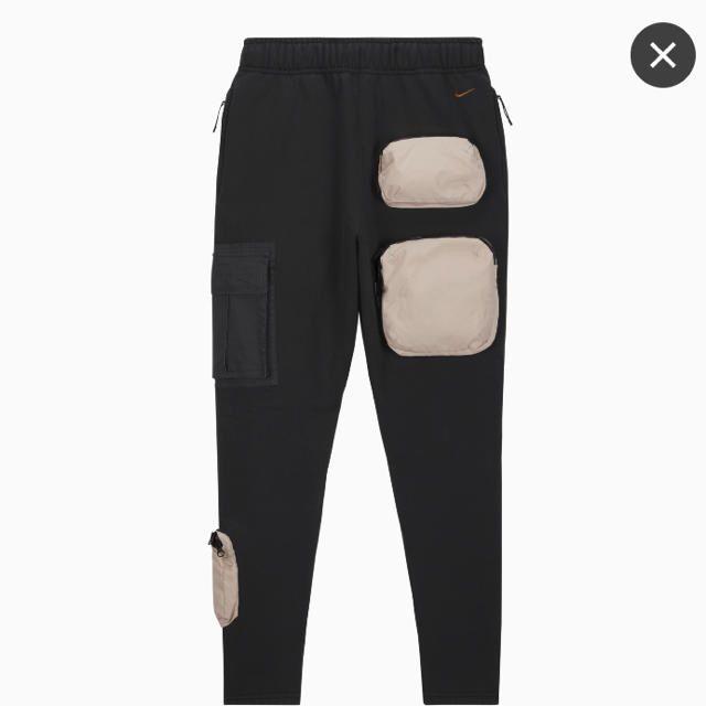 NIKE(ナイキ)の送込み XS NIKE TRAVIS UTILITY SWEAT PANTS ① メンズのパンツ(その他)の商品写真