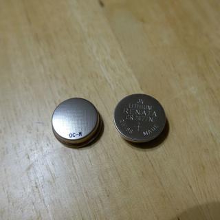 CR2477N.IB 新品 renata ジャンク 2個(その他)
